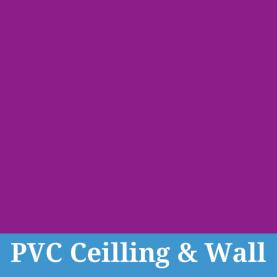 PVC Ceilling & Wall